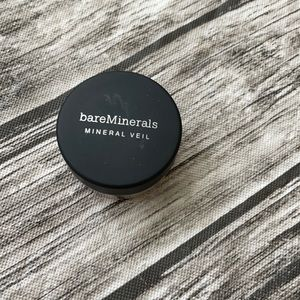 New. Original mineral veil by bare minerals